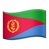 Eritrea Apple Emoji