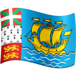 Saint-Pierre a Miquelon Facebook Emoji