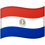 Paraguay Android/Google Emoji