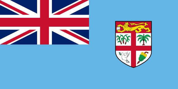 Vlajka: Fidži