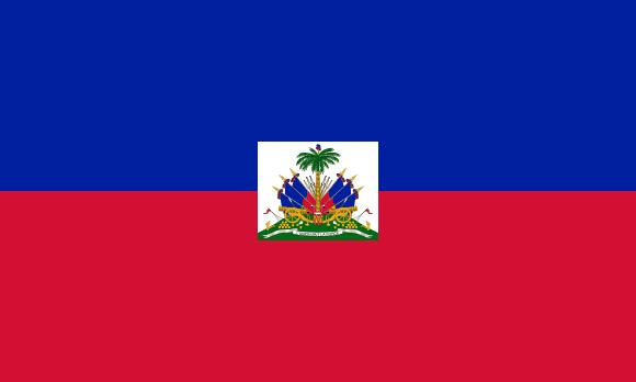 Vlajka: Haiti