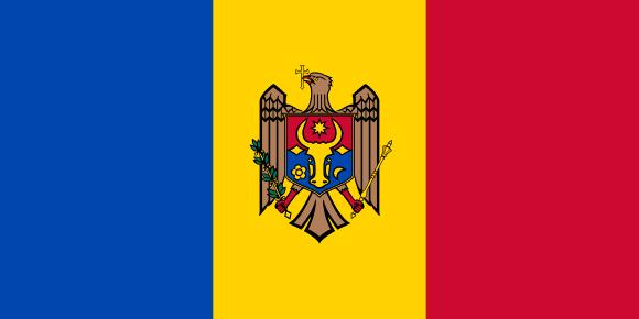 Vlajka: Moldavsko