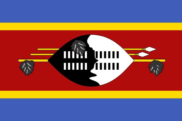 Vlajka: Svazijsko