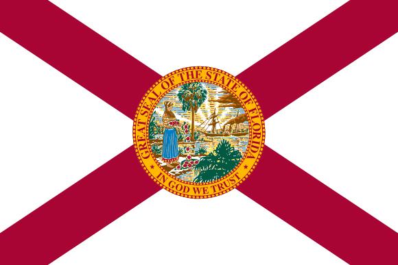 Vlajka: Florida