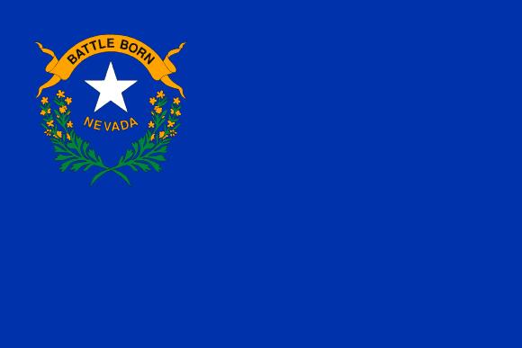 Vlajka: Nevada