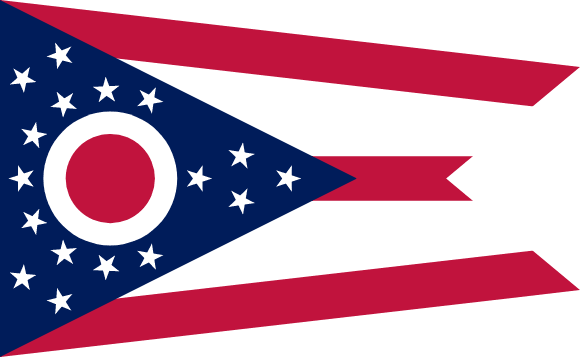 Vlajka: Ohio